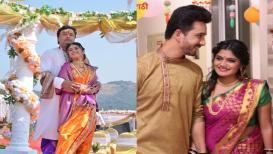 #TRPमीटर : शनायाच्या लग्नापेक्षा विक्रांत सरंजामेचं लग्न पडलं भारी, टीआरपीत वर्षातला सर्वात मोठा बदल