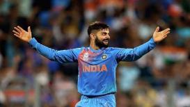 Ind vs Aus : विराट कोहलीच्या 'ट्रम्प कार्ड'ने दिली चार चेंडूत सामन्याला कलाटणी