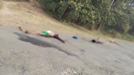 माओवाद्यांकडून तिघांची हत्या, रस्त्यावर टाकले मृतदेह