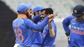 India vs Australia: युजवेंद्र चहलने 6 विकेट घेत पाडला रेकॉर्ड्सचा पाऊस