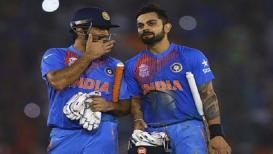 वनडे क्रिकेटमध्ये विराटपेक्षा धोनीच वरचढ, मास्टर ब्लास्टर टॉप 10 मध्येही नाही