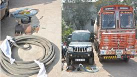 पाण्यासारखी फोडली डिझेलची पाईपलाईन, मुंबईच्या तरुणाने गँग करून लुटले 90 लाखांचे इंधन!
