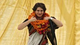 'इंदिरा का खून, प्रियंका गांधी कमिंग सून', आता प्रियांका गांधी सक्रिय राजकारणात