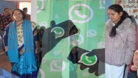 'भाजपला जिंकून दिलंस तर प्रमोशन' : दोन महिला अधिकाऱ्यांच्या व्हायरल झालेल्या WhatsApp चॅटमागचं सत्य