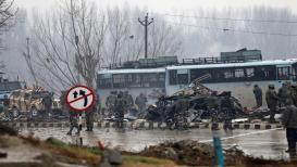 Pulwama : काश्मीरमधील 'हा' महामार्ग ठरतोय जवानांसाठीचा मृत्यूमार्ग