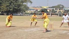 VIDEO: क्रिकेटचा असा सामना तुम्ही कधीच पाहिला नसेल