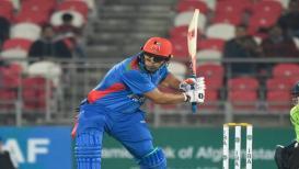 अफगाणिस्तानच्या जजाईची 62 चेंडूत 162 धावांची वादळी खेळी, या सामन्यात झाले हे विक्रम