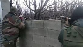 भारतीय सुरक्षा दलाने पुलवामा हल्ल्याच्या 3 मास्टरमाईंडला घेरलं, पहाटेपासून चकमक सुरू