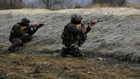 पूंछमध्ये पाकिस्तानकडून शस्त्रसंधीचं उल्लंधन, एक जवान शहीद