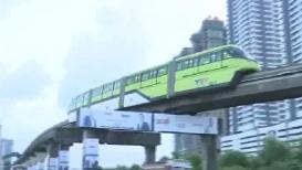 VIDEO: मुंबईकरांना आता 'या' स्थानकांदरम्यानहीकरता येईलमोनोरेलने प्रवास