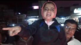 'कश्मीर किसी के अब्बा की जागीर नही', ४ वर्षांच्या नवेलीचा पाकला दम