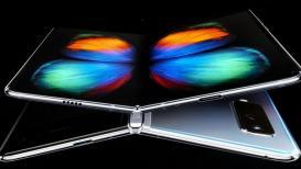 Samsung चा नवा फोल्डेबल स्मार्टफोन लाँच; काय आहे वैशिष्ट्यं?