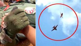 बंगळुरूमधील 2 विमानाच्या धडकेनंतरचा पायलटचा VIDEO समोर