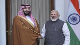 भारताच्या दहशतवाद विरोधी लढ्याला सौदी अरेबियाचा पाठिंबा