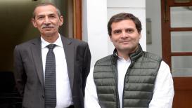'सर्जिकल स्ट्राईक'चं नेतृत्व करणारा अधिकारी राहुल गांधींच्या तंबूत!