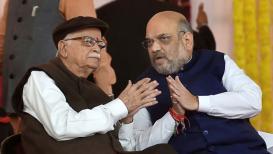 Loksabha election 2019 ...म्हणून गांधीनगरमधून अडवानी नव्हे तर शहा लढणार