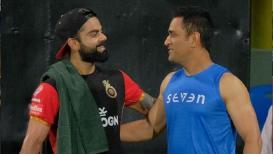IPL 2019 : धोनी विरुद्ध कोहलीच्या सामन्यात कोण मारणार बाजी, कुणाचं पारडं जड?