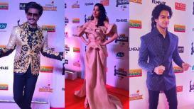 Filmfare Awards 2019: रेड कार्पेटवर बॉलिवूड सिताऱ्यांचा ग्लॅमरस अंदाज