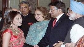 पाकिस्तानच्या राष्ट्राध्यक्षांसोबत डिनर करणारी एकमेव बॉलिवूड अभिनेत्री राणी मुखर्जी