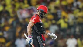 IPL 2019 : सामने जिंकूनही या कारणामुळं विराट ठरतोय 'अनलकी' कर्णधार