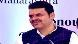 Lok sabha election 2019 सर्वच पक्षांच्या मोठ्या नेते भाजपमध्ये येण्यास उत्सुक - मुख्यमंत्री