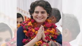 वाराणसीत नरेंद्र मोदींविरुद्ध लढणार प्रियांका गांधी; 'या' आमदाराने केला दावा