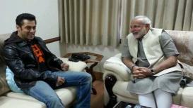 पंतप्रधानांनी सलमान खानला केलं होतं 'हे' खास अपील, भाईजानने असं दिलं उत्तर