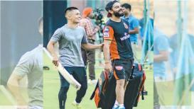 IPL 2019 : कोहलीला तारण्यासाठी अखेर हा स्टार प्लेअर उतरला मैदानात !