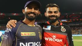 IPL 2019 : विराटसाठी करो किंवा मरो ! कोलकातानं घेतला गोलंदाजी निर्णय