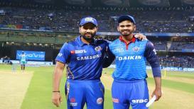 IPL 2019 : मुंबई घेणार दिल्लीकडून बदला ? रोहितनं घेतला फलंदाजीचा निर्णय