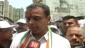 VIDEO: ...म्हणून राहुल गांधी 'रोड शो'ला आले नाहीत, मिलिंद देवरांनी सांगितलं कारण