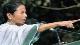 पश्चिम बंगालमध्ये 'तृणमूल' आणि 'भाजप'चं धुमशान, दीदींना बसणार धक्का?