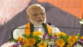 आता दहशतवाद्यांची  सुटका नाही, हा नवा भारत आहे - नरेंद्र मोदी