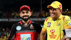 IPL 2019 : चेन्नईची प्ले ऑफच्या दिशेनं घौडदौड, टॉस जिंकत घेतला गोलंदाजीचा निर्णय