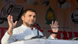 'गांधी परिवाराने देशाला लुटण्याचं काम केलं'