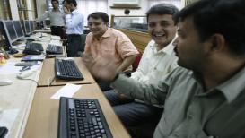 Exit Pollनंतर शेअर बाजारात उसळी, दलाल स्ट्रीटला देखील हवे मोदी सरकार!