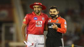 IPL 2019 : RCB विजयी हॅट्रिकसाठी सज्ज, पंजाबनं टॉस जिंकत घेतला गोलंदाजीचा निर्णय