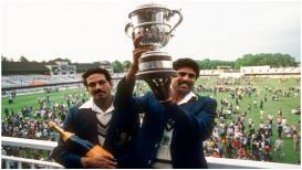 World Cup : ….आणि असा बदलला भारताच्या जर्सीचा रंग