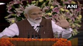 'सबका साथ, सबका विकास आणि अब सबका विश्वास', नरेंद्र मोदींचा नवीन कानमंत्र