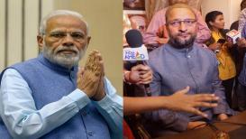 पंतप्रधानांचा मुसलमानांविषयीचा कळवळा खोटा, ओवेसींची टीका