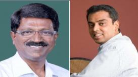 मुंबई-दक्षिण निवडणूक निकाल 2019 LIVE : मिलिंद देवरा विरुद्ध अरविंद सावंत, कोण मारणार बाजी?