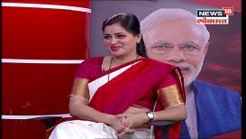 EXCLUSIVE: 'नवनीत राणा नही आँधी है, दुसरी इंदिरा गांधी है...' पाहा UNCUT मुलाखत