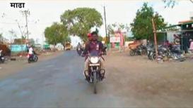 SPECIAL REPORT : बाईक चालवण्यासाठी ठेवला ड्रायव्हर, इतका मिळतो पगार!