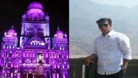 मुंबई महापालिका आयुक्तांच्या दालनाबाहेर युवकाचा आत्महत्येचा प्रयत्न