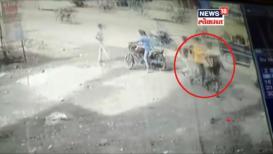 5 हजारांसाठी उसतोड कामगाराचं अपहरण CCTV व्हिडिओ समोर
