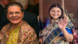 सोनिया आणि मनेका गांधी जेव्हा समोरासमोर भेटल्या तेव्हा नेमकं काय झालं?