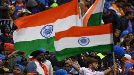 INDvsPAK : बाप बाप होता है! भारताचे पाकला सातवे आस्मान