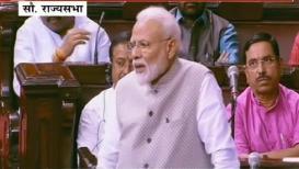 VIDEO: मॉब लिंचिंगवर पहिल्यांदाच बोलले PM मोदी, संसदेत म्हणाले...