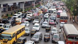 KDMCचा ढिसाळ कारभार; कल्याण-डोंबिवलीकरांसमोर वाहतूक कोंडीचं संकट