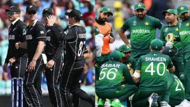 PAK vs NZ : पावसामुळं टॉसला विलंब, पाकसाठी 'करो या मरो' सामना